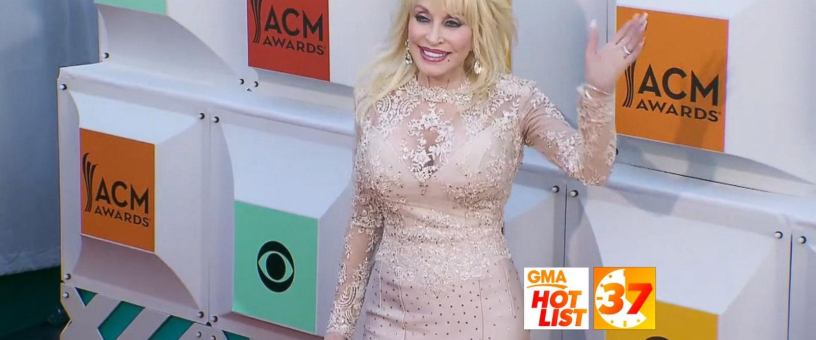 VIDEO: 'GMA' Hot List: Dolly Parton receives 2 Guinness World Record awards