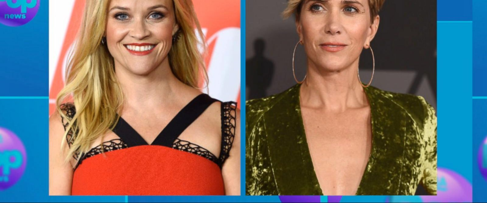 VIDEO: Kristen Wiig and Reese Witherspoon team up to create new comedy series