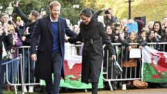 VIDEO: Meghan Markle says Prince Harry is a feminist