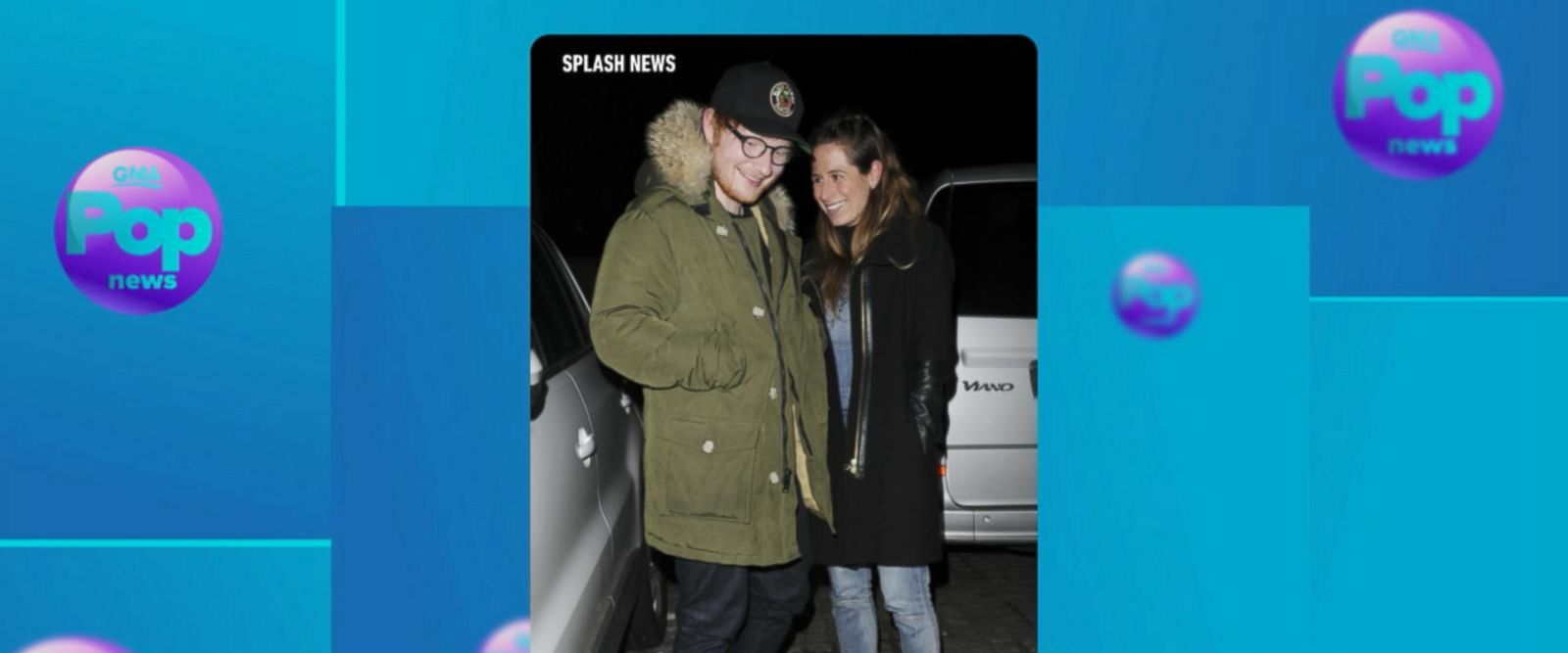 VIDEO: Ed Sheeran announces engagement to secret girlfriend Cherry Seaborn