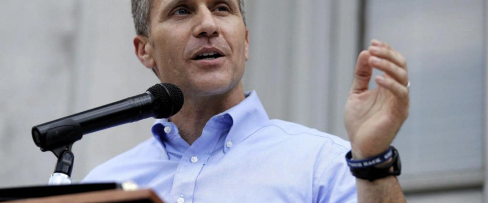 VIDEO: Missouri Governor claims no blackmail in extramarital affair