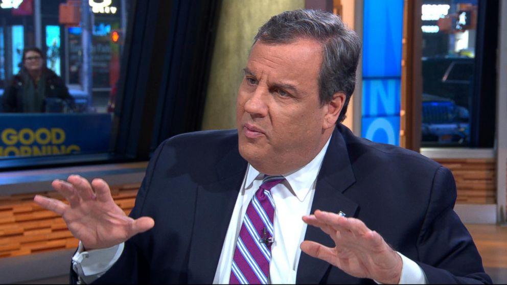 VIDEO: Chris Christie weighs in on Trumps FBI feud, SOTU address
