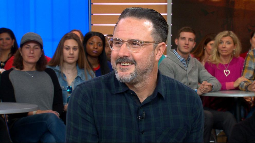 David Arquette opens up about his new documentary 'Survivors Guide to Prison'