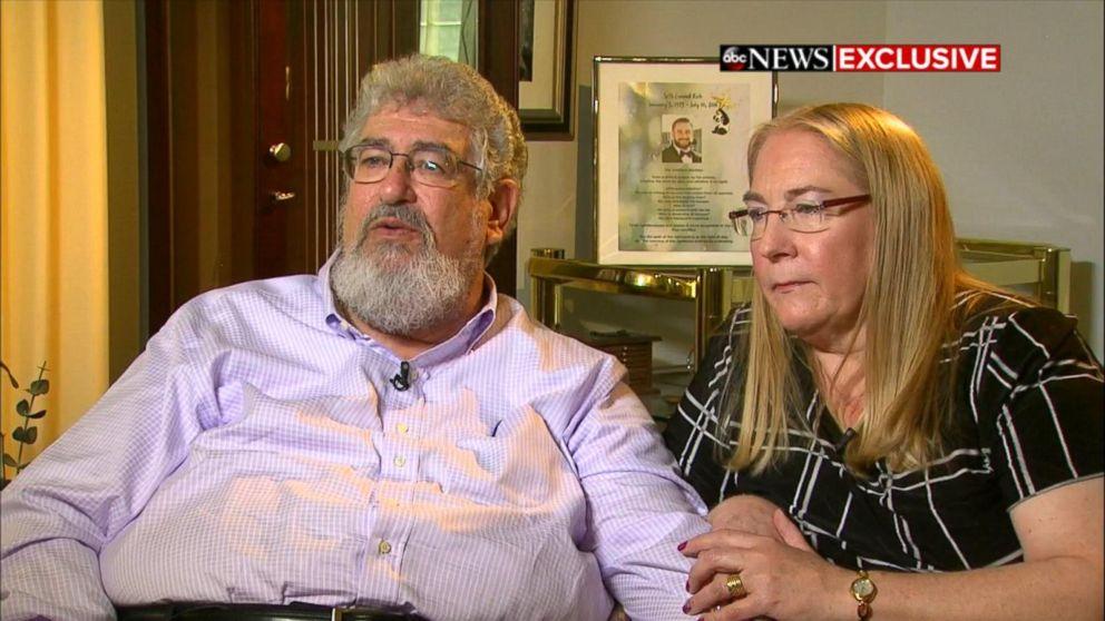 Family of slain DNC staffer speaks out