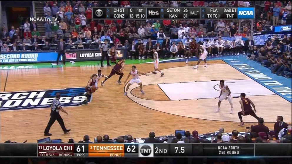 March Madness dubbed 'maddest March ever'