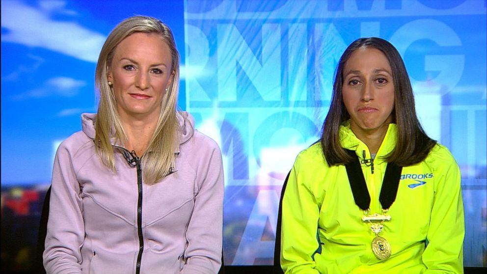 US runners describe Boston  Marathon  show of sportsmanship