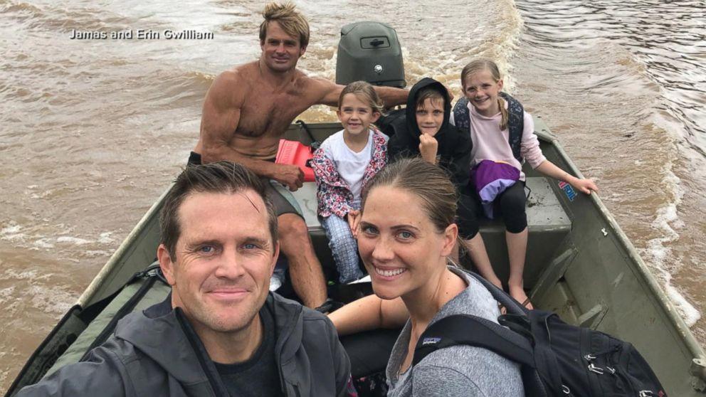 Pro surfer saves lives amid torrential Hawaii rain