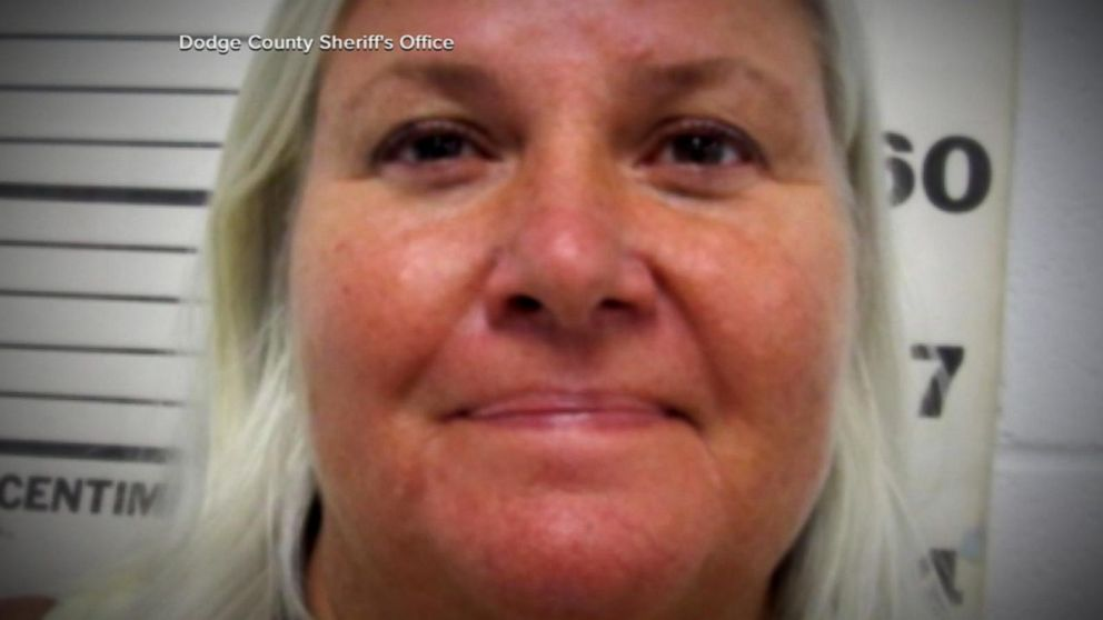 Woman accused of double homicide captured in Texas