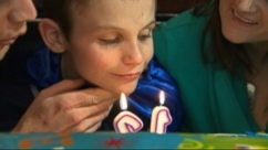 VIDEO: Catherine Pearsons Facebook post resulted in a memorable birthday for her 12-year-old son.
