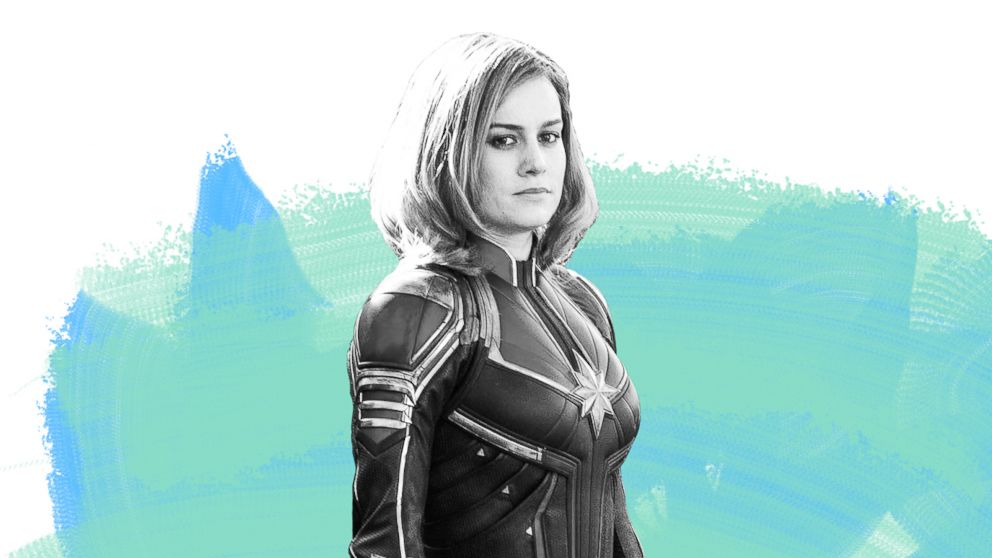 6 superhero-inspired moves to train like 'Captain Marvel' star Brie Larson