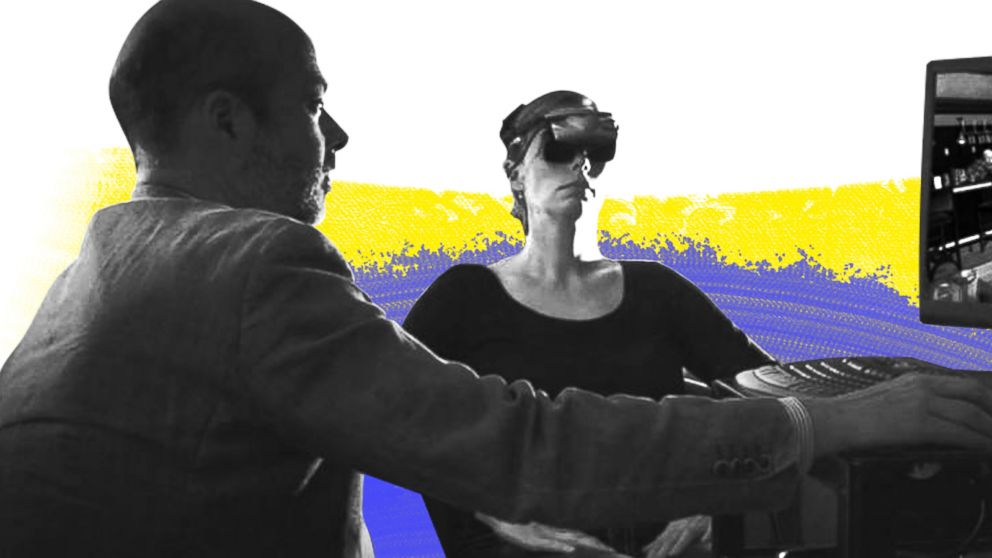 Inside the VR therapy designed to help sexual  assault  survivors heal by facing attackers