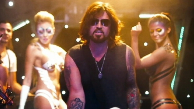 VIDEO: Billy Ray Cyrus dons sunglasses in music video for this hip-hop