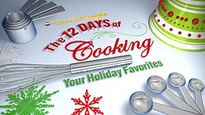 PHOTO: 12 Days of Cooking