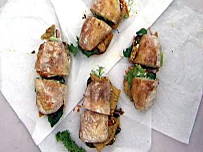 Best Bites chick pea sandwich