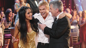 Who Won Dancing With The Stars 2010?