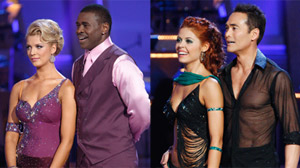Michael Irvin, Mark Dacascos Voted Off Dancing With the Stars