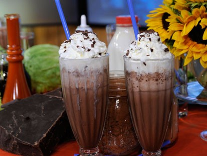 Serendipity 3s Frozen Hot Chocolate RecipeABC News