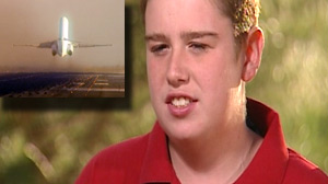 Autistic Boy Steals Car, Flies Cross-Country