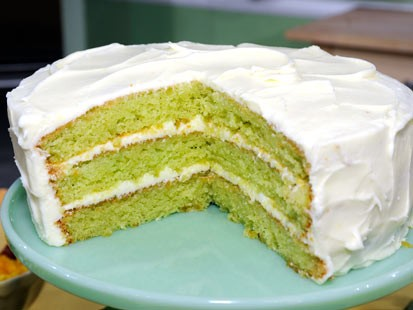 Lime cake recipe easy