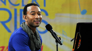 GMA Summer Concert Series John Legend