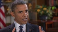 President Barack Obama spoke with ?Good Morning America? anchor George Stephanopoulos about his new economic push ahead of the November 2010 elections.