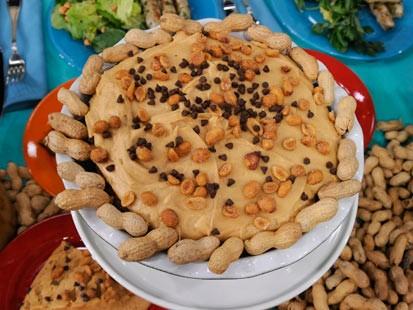 Karens Peanut Butter Pie