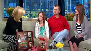 GMA Exclusive: Julia Rakoczy and Family Talk Abduction and Coming Home