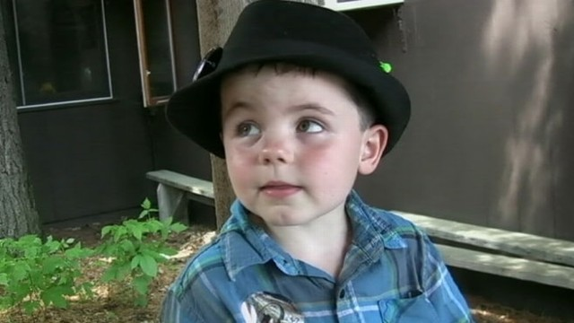 4-Year-Old Mayor Seeks Re-Election in Minnesota