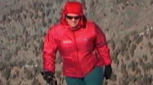 PHOTO Losing the vision in her left eye did not stop Cindy Abbott, 51, from climbing Mount Everest.