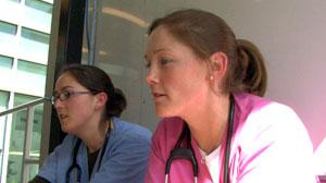 Amanda Grabowski: Nurse on the Frontlines