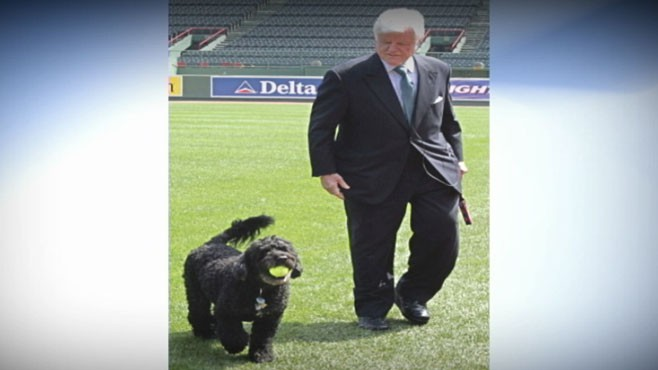 VIDEO: Splash, the late Sen. Ted Kennedy's dog, was featured in a children's book.
