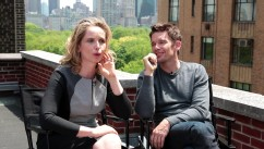 VIDEO: Popcorn Karaoke: Ethan Hawke and Julie Delpy