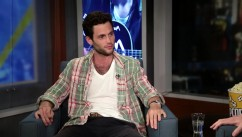 "VIDEO: ""Gossip Girl"" No More: Penn Badgley Becomes Jeff Buckley"