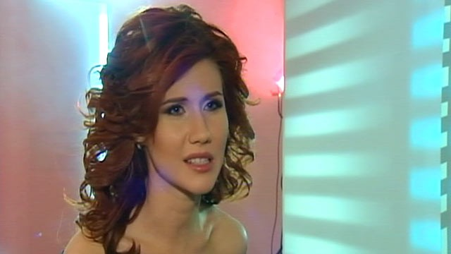 PHOTO: Caught Russian spy Anna Chapman is enjoying her 15 minutes of fame after her return to Russia.