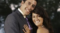 Jillian Harris and fianc&eacute; Ed Swiderski
