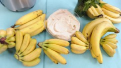 PHOTO:Give Daphne Oz's banana whip a try as a tasty treat tonight.