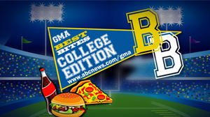 PHOTO Official Rules for GMA Weekends Best Bites Challenge: College Edition