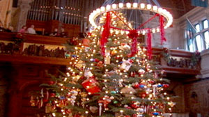 Biltmore holiday decorations