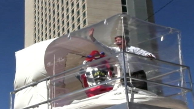 VIDEO: A new pop-up hotel in Denver will cost you $50,000 per night.