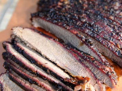 Elizabeth Karmel's Texas Hill Country Brisket