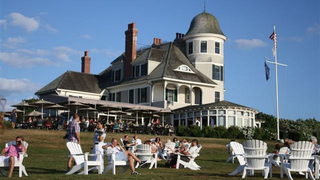 PHOTO:Once a summer home for a Harvard University professor, Newport's Castle Hill Inn is now a luxury hotel that provides Newport's visitors the warmth and quiet of 19th century seacoast life.