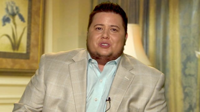 PHOTO: Chaz Bono discusses