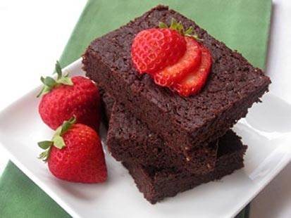 PHOTO:??Chef Amy Green cooks everyones favorite brownies.