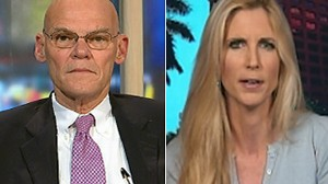 VIDEO: James Carville debates Obamas Supreme Court nominee with Ann Coulter.