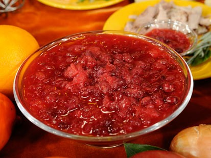 Emeril Lagasse's Cranberry Compote.