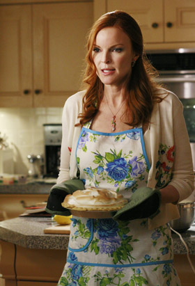 Marcia Cross fansite