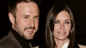 PHOTO Courteney Cox, David Arquette Are Latest Celebrity Cougar Couple to Split