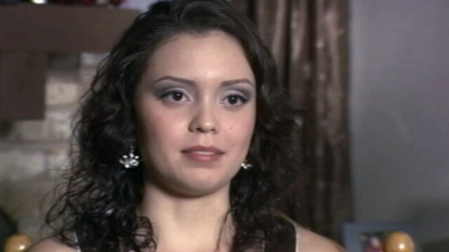 PHOTO The former Miss San Antonio, 17-year-old Dominique Ramirez, was stripped of her crown after being told she needed to lose weight.