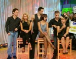 ?Dancing With the Stars? winner Donny Osmond and finalists Mya and Kelly Osbourne talked about the show live on ?Good Morning America.?