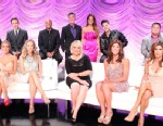 PHOTO: Dancing With The Stars; Back: Ron Artest, David Arquette, J.R. Martinez, Tom Bergeron, Brooke Burke, Charvet, Rob Kardashian, Chaz Bono; FRONT: Ricki Lake, Kristin Cavallari, Chynna Phillips, Nancy Grace, Hope Solo, Elisabetta Canalis.
